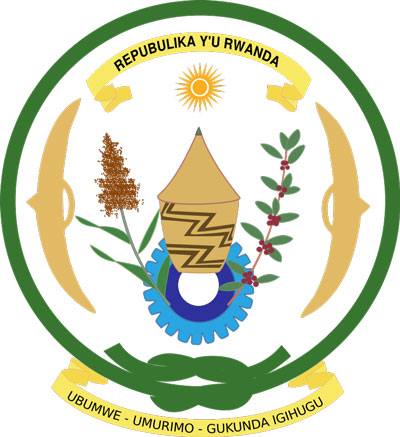 Projekttagebuch Ruanda Staatswappen von Ruanda
