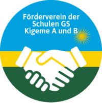 Logo vom Förderverein der Schulen Groupe Scolaire Kigeme A und B e.V.