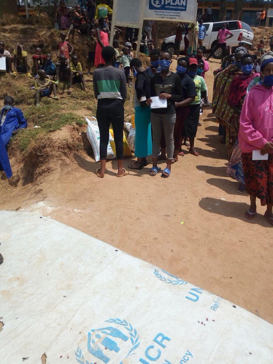 Projekttagebuch-Ruanda